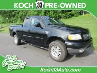 Pre-Owned 2002 Ford F-150 XLT Standard Bed 4WD