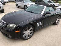 2006 Chrysler Crossfire Limited Convertible RWD