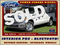2013 Ford Super Duty F-250 Pickup XLT SuperCab RWD - POWER STROKE DIESEL!