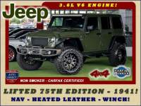 2016 Jeep Wrangler Unlimited 75th Anniversary Edition - 1941 - LIFTED - EXTRA$!