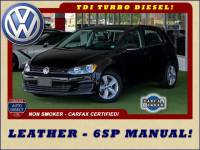 2015 Volkswagen Golf TDI S FWD - TURBO DIESEL - 6SP MANUAL!