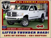 2007 Dodge Ram 2500 SLT Quad Cab 4x4 THUNDER ROAD-LIFTED! 5.9L DIESEL