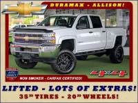 2015 Chevrolet Silverado 2500HD Built After Aug 14 LT Crew Cab 4x4 - LIFTED - LOT$ OF EXTRA$!