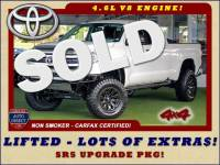 2016 Toyota Tundra SR5 Double Cab 4WD - LIFTED - UPGRADE PKG!