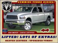 2011 Ram 2500 SLT Crew Cab 4x4 - LIFTED - LOT$ OF EXTRA$!