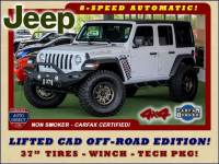 2018 Jeep All-New Wrangler Unlimited Sport S 4x4 - LIFTED CAD OFF-ROAD EDITION!