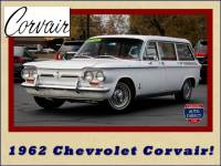 1962 Chevrolet Corvair Monza Station Wagon (LAKEWOOD)