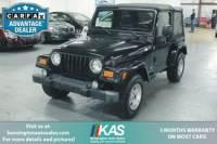 2005 Jeep Wrangler X Rocky Mountain