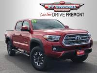 2017 Toyota Tacoma TRD Off Road V6 Truck Double Cab V-6 cyl