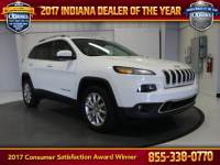 Pre-Owned 2015 Jeep Cherokee Latitude 4x4 SUV 4x4 Fort Wayne, IN