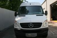 2012 Mercedes-Benz Sprinter Passenger Vans Custom