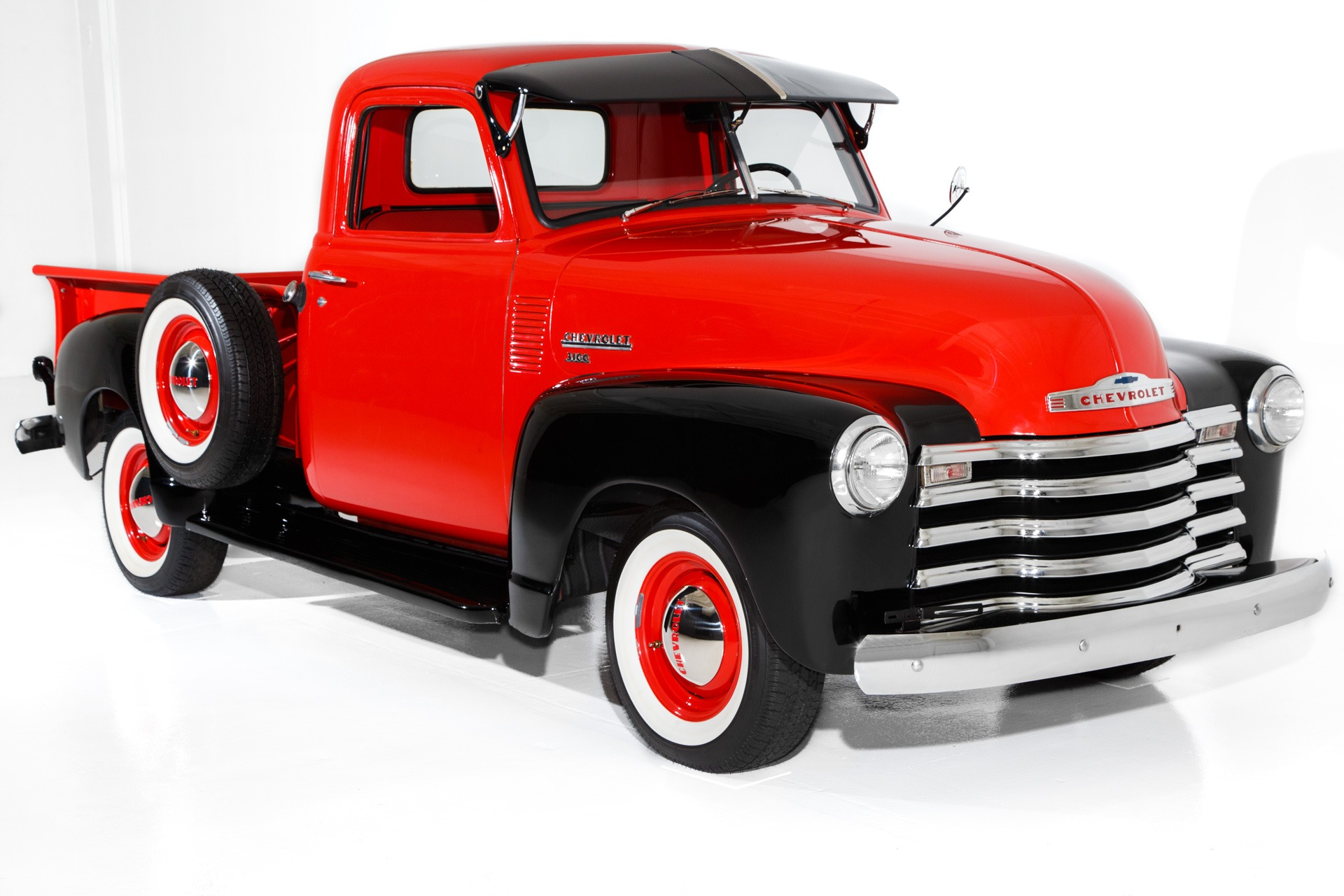 Photo 1949 Chevrolet 3100 Pickup Extensive Restoration