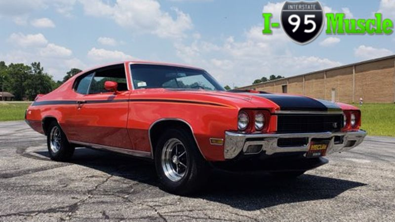 Photo Used 1971 Buick GS-X Clone