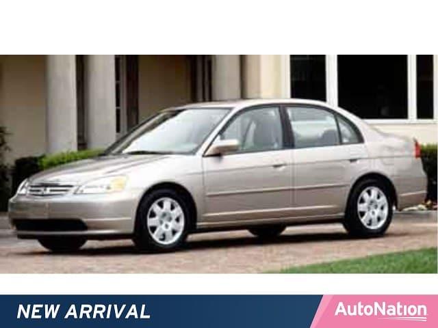 Photo 2001 Honda Civic Sedan EX 4dr Car
