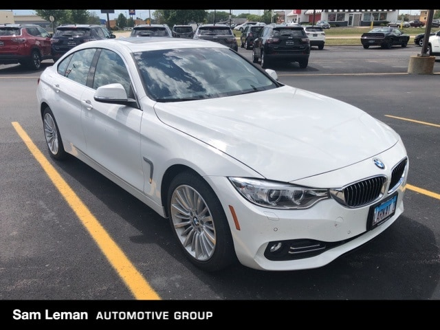 Photo Used 2015 BMW 4 Series 428i Xdrive Gran Coupe Hatchback in Bloomington, IL