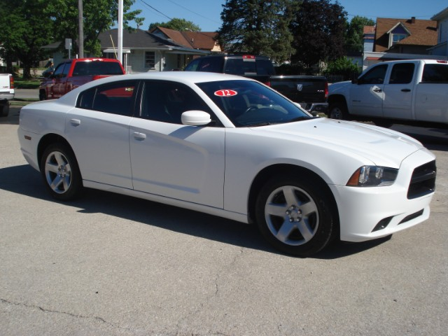 Photo 2012 Dodge Charger Police