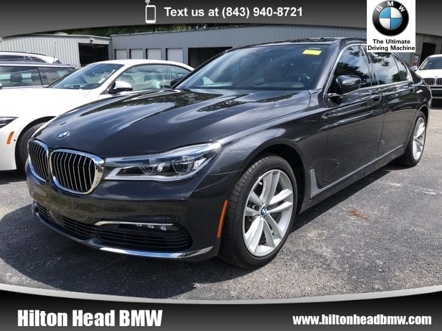 Photo 2016 BMW 7 Series 750i xDrive Sedan All-wheel Drive