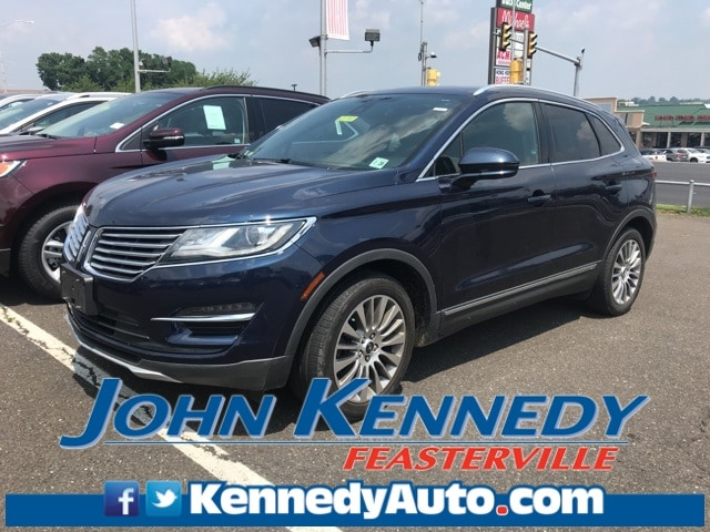 Photo 2015 Lincoln MKC Reserve Sport Utility EcoBoost I4 GTDi DOHC Turbocharged VCT Feasterville, PA