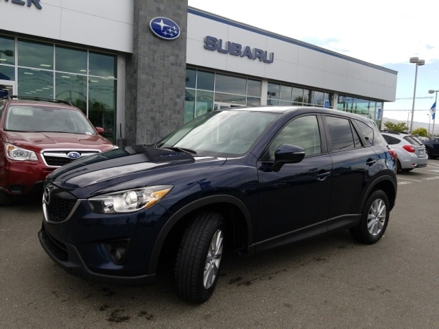 Photo Used 2015 Mazda CX-5 Touring for sale in Fremont, CA