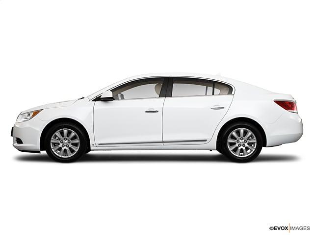 Photo 2010 Buick LaCrosse CX Sedan