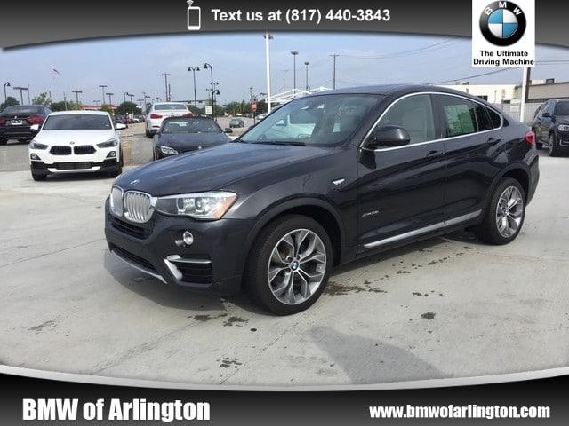 Photo Used 2015 BMW X4 xDrive28i All-wheel Drive in Arlington
