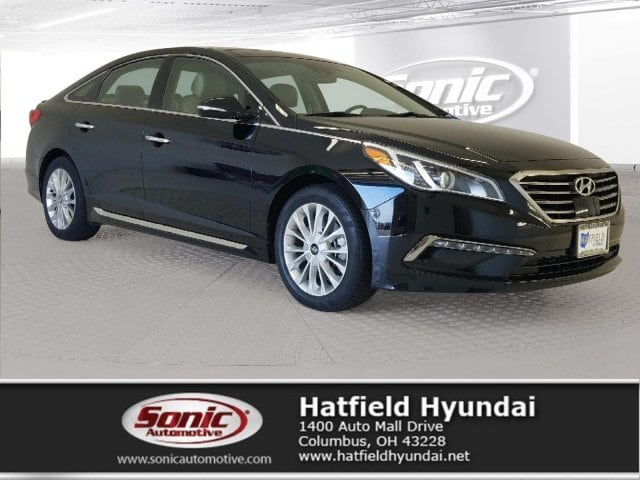 Photo 2015 Hyundai Sonata 2.4L Limited Sedan in Columbus