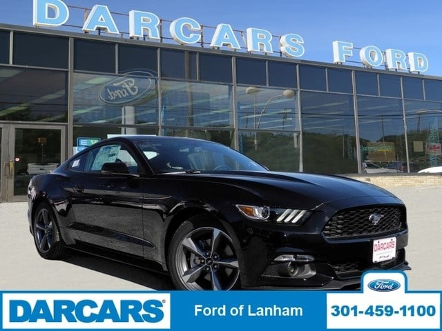 Photo Used 2017 Ford Mustang EcoBoost Premium LIKE BRAND NEW Coupe 4-Cyl Engine