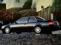 1992 Honda Accord EX Coupe Front-wheel Drive