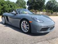Certified 2017 Porsche 718 Boxster S Roadster in Greenville SC
