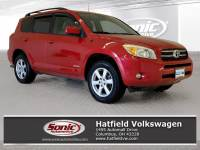2007 Toyota RAV4 Limited 4WD 4dr 4-cyl Natl SUV in Columbus