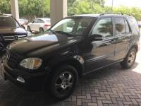 Pre-Owned 2004 Mercedes-Benz M-Class ML 350 Four Wheel Drive SUV