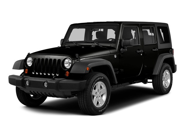 Photo 2015 Jeep Wrangler Unlimited Rubicon Hard Rock Sport Utility