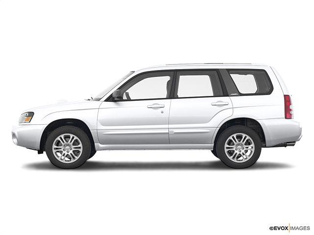 Photo 2004 Subaru Forester Natl XT
