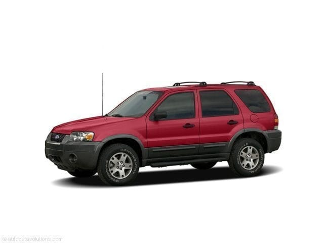 Photo Used 2005 Ford Escape XLT For Sale Streamwood, IL
