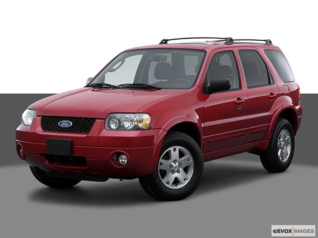 Photo Used 2007 Ford Escape For Sale Streamwood, IL