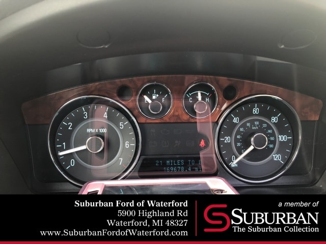 Photo Used 2009 Ford Flex Limited SUV V-6 cyl in Waterford, MI