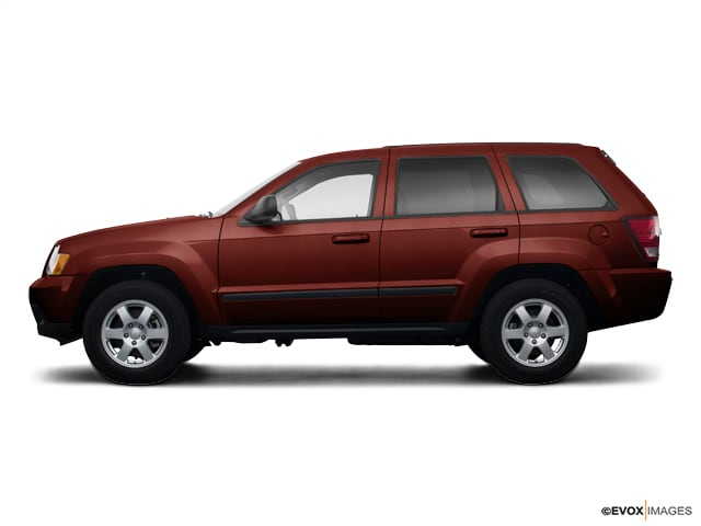 Photo Pre-Owned 2008 Jeep Grand Cherokee Laredo SUV For Sale  Raleigh NC