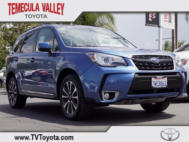 Photo 2017 Subaru Forester 2.0XT Touring SUV All-wheel Drive in Temecula