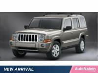 2007 Jeep Commander Limited Sport Utility