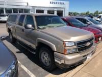 2006 Chevrolet Silverado 1500 Truck Extended Cab