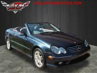 Pre-Owned 2004 Mercedes-Benz CLK55 AMG® RWD CLK 55 AMG 2dr Convertible
