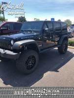 2016 Jeep Wrangler JK Unlimited Rubicon 4x4 SUV