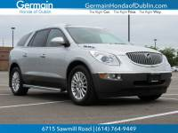Used 2012 Buick Enclave Leather Group For Sale Dublin OH | Stock# T3775B