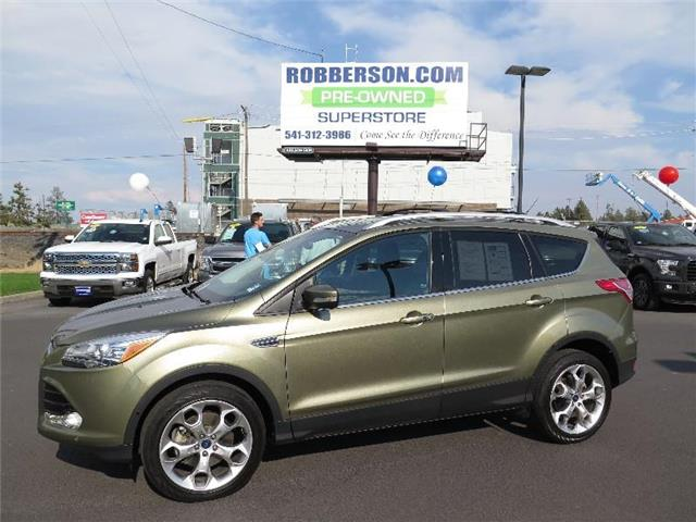 Photo Used 2013 Ford Escape Titanium 4x4 For Sale Bend, OR