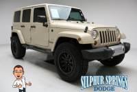 Used 2011 Jeep Wrangler Unlimited Sahara SUV