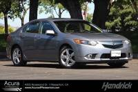 Used 2011 Acura TSX Tech Pkg in Pleasanton