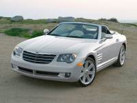 PRE-OWNED 2007 CHRYSLER CROSSFIRE BASE RWD 2D CONVERTIBLE
