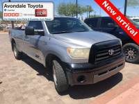 Pre-Owned 2007 Toyota Tundra Base 5.7L V8 Truck Regular Cab 4x2 in Avondale, AZ