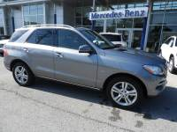 Pre-Owned 2012 Mercedes-Benz ML350 4MATIC® SUV M-Class