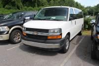 Pre-Owned 2017 Chevrolet Express 3500 LT 15 Passenger Van RWD Large Van